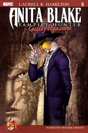 Anita Blake Vampire Hunter - Guilty Pleasures Vol 1 5.jpg