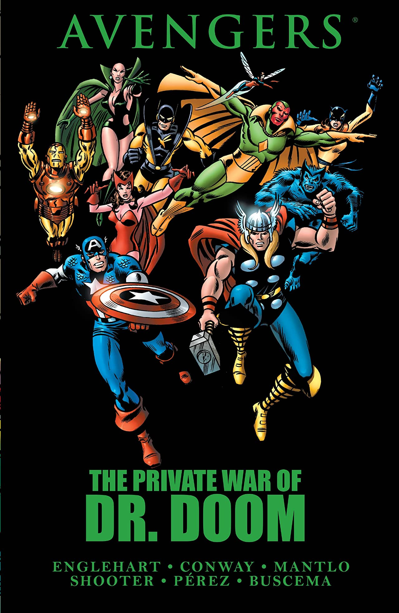 Avengers: The Private War of Dr. Doom TPB Vol 1