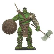 Bruce Banner (Earth-616) from Marvel Universe (Toys) Series 3 Wave XII 0001