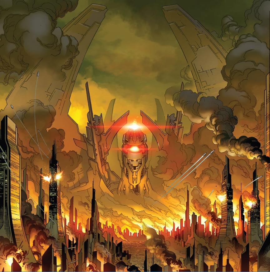 Builder Armada (Earth-616)/Gallery
