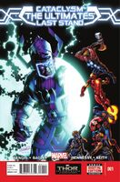 Cataclysm The Ultimates' Last Stand Vol 1 1