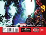 Cataclysm: The Ultimates' Last Stand Vol 1 1