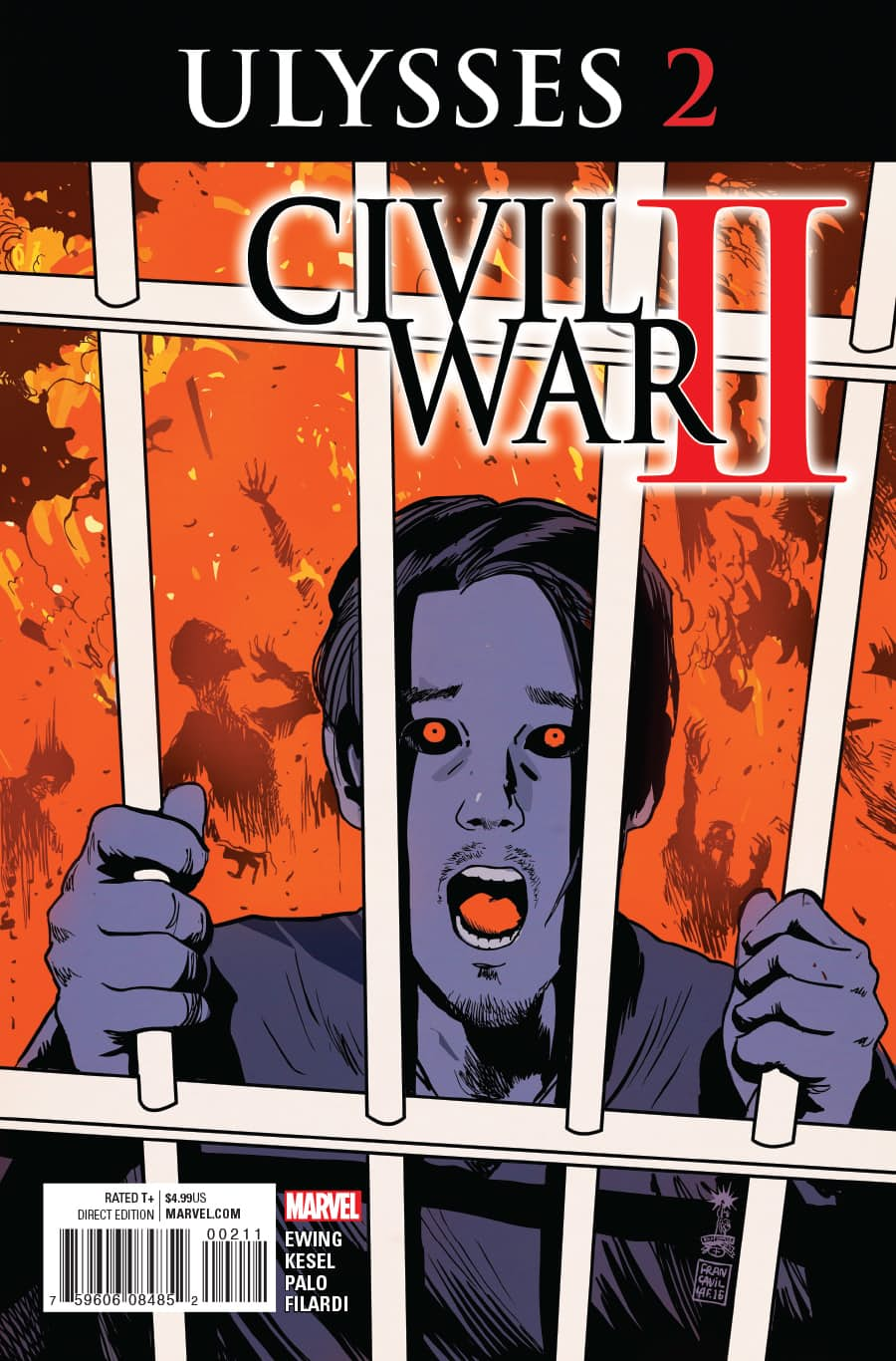 Civil War II: Ulysses Vol 1 2