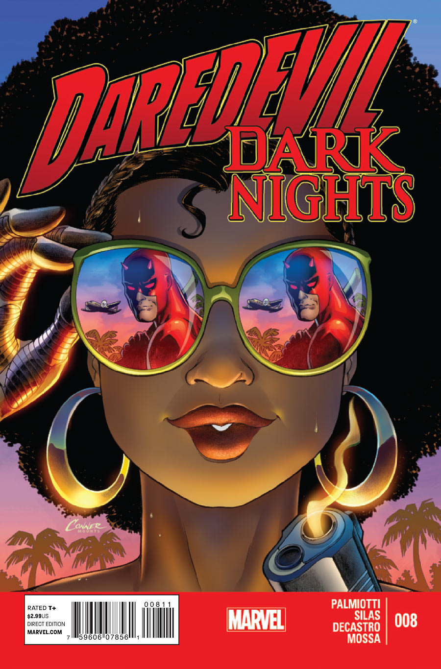 Daredevil: Dark Nights Vol 1 8