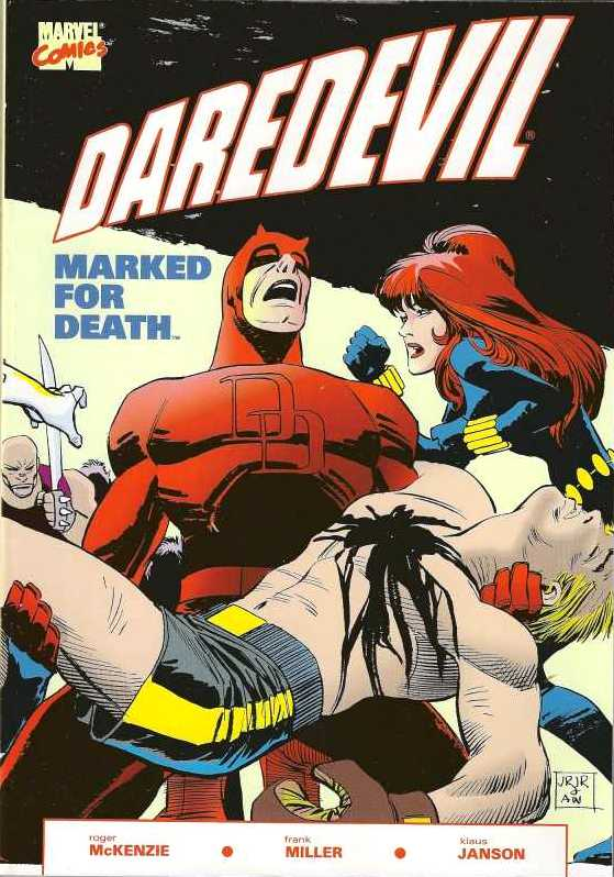 Daredevil: Marked for Death TPB Vol 1 1