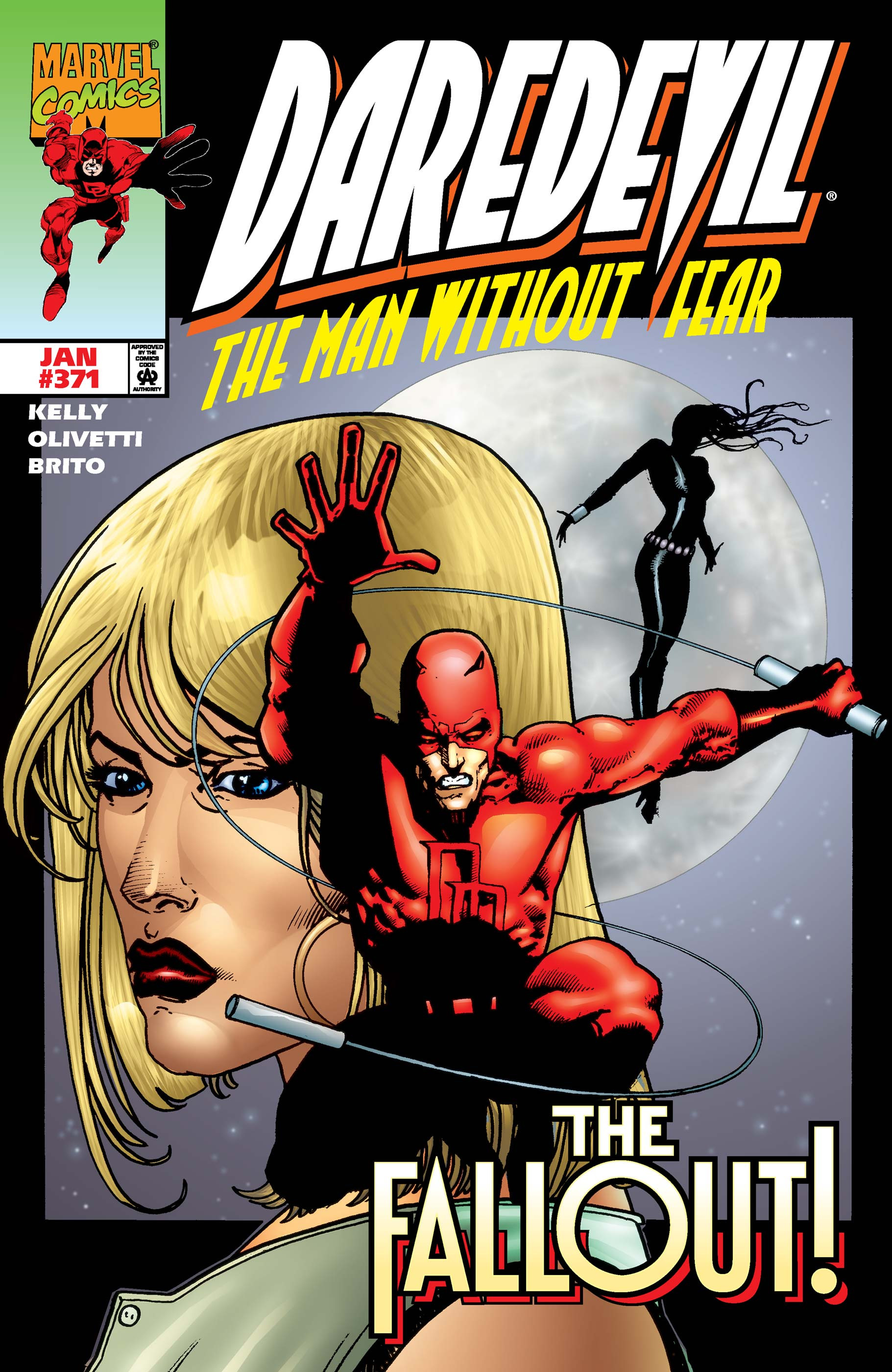 Daredevil Vol 1 371
