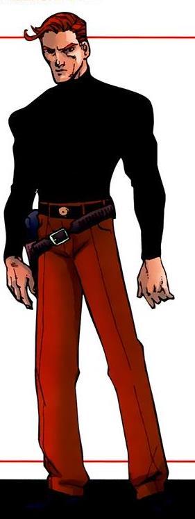 David Dean (Earth-616)