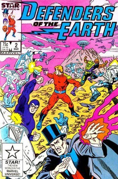 Defenders of the Earth Vol 1 2