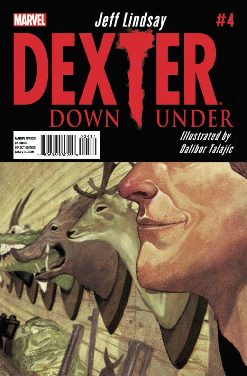 Dexter: Down Under Vol 1 4