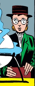 Doris Parks (Earth-616)