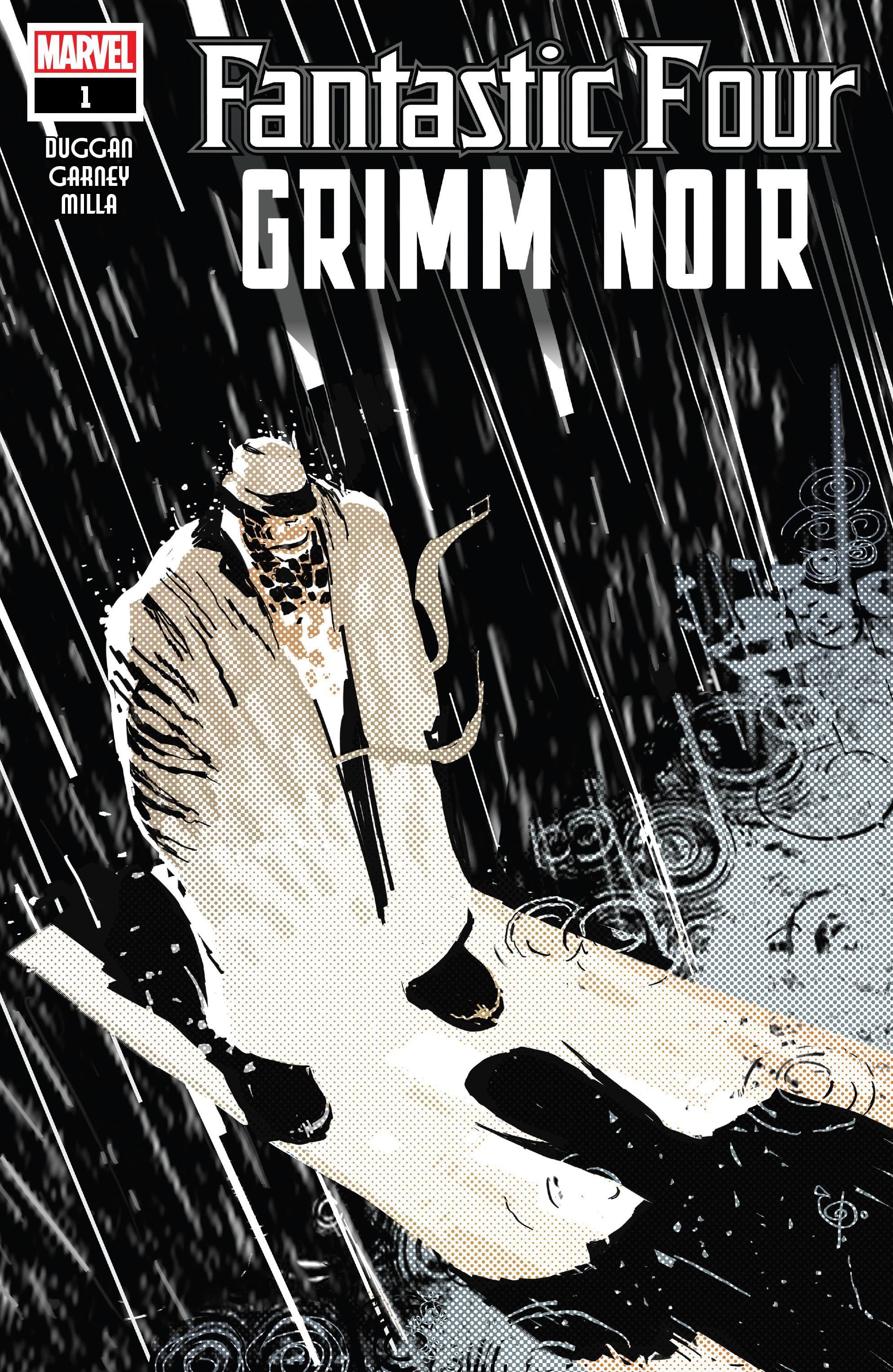 Fantastic Four: Grimm Noir Vol 1 1