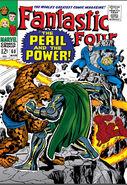 Fantastic Four Vol 1 60