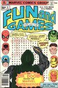 Fun and Games Magazine Vol 1 6