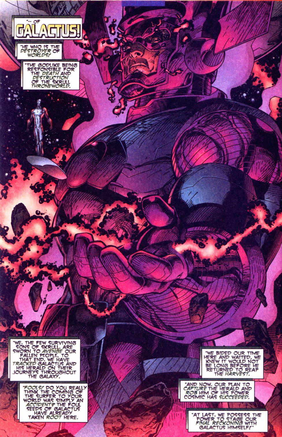 Galactus (Heroes Reborn) (Earth-616)/Gallery