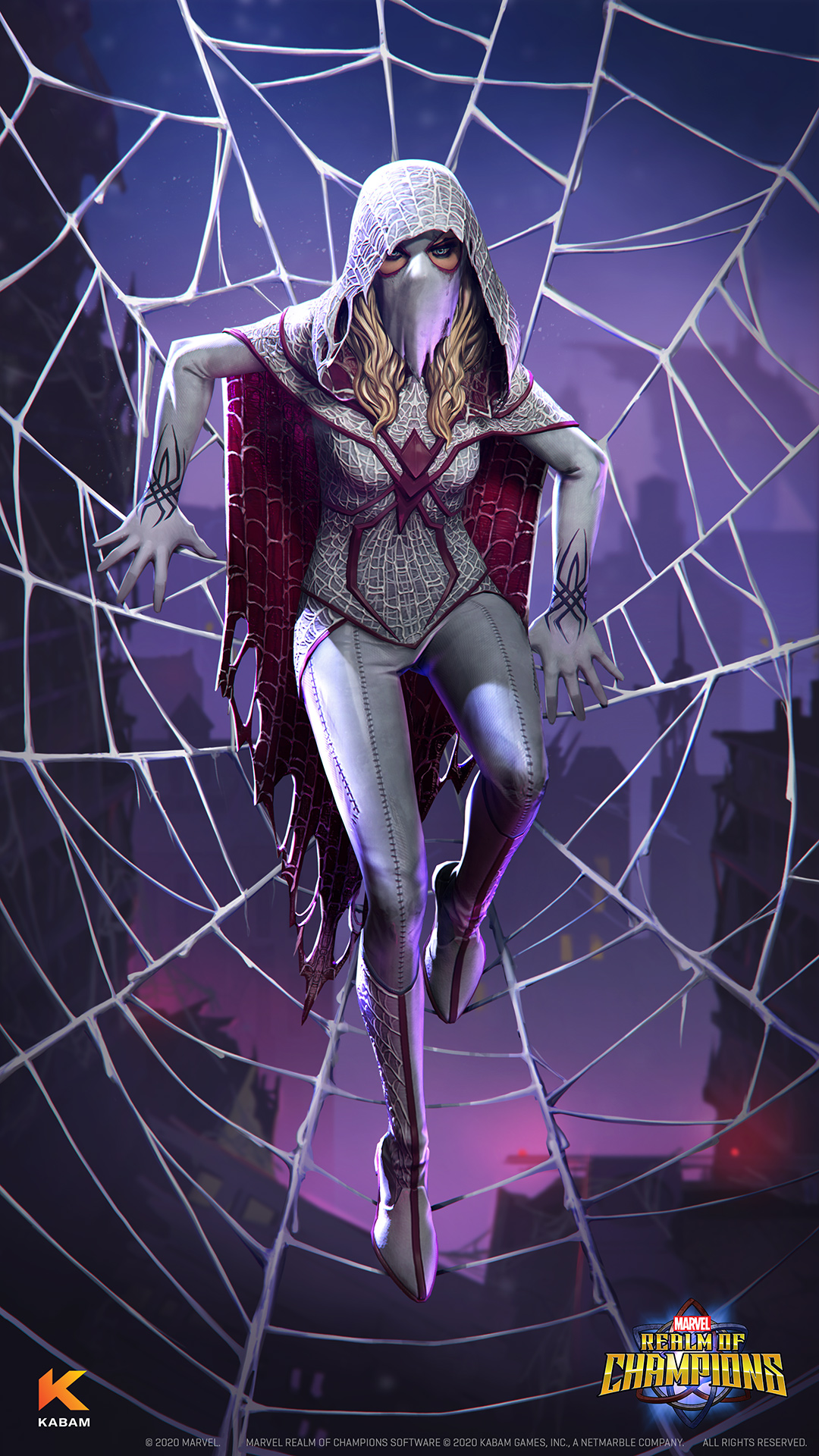 Gwendolyn Stacy (Spider-Island) (Earth-TRN517) from Marvel Realm of Champions 001.jpg