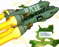 H.A.T.E. Aeromarine from Nextwave Vol 1 1 001.jpg