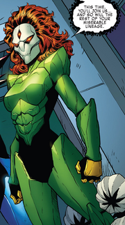 Hive (Poisons) (Earth-17952) Members-Poison Marvel Girl from X-Men Blue Vol 1 22 001.png
