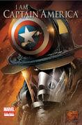 I Am Captain America Vol 1 1