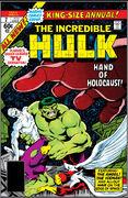 Incredible Hulk Annual Vol 1 7