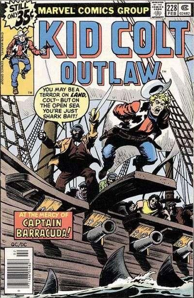 Kid Colt Outlaw Vol 1 228