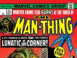 Man-Thing Vol 1 21