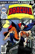 Marvel Classics Comics Series Featuring Dracula Vol 1 1