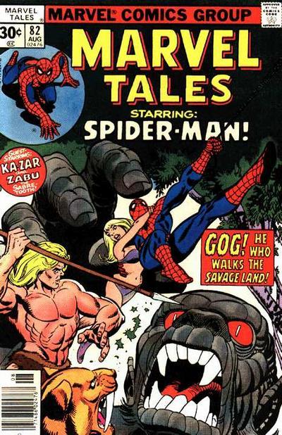 Marvel Tales Vol 2 82