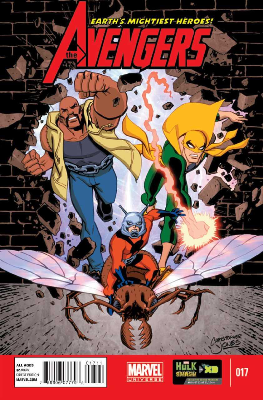 Marvel Universe: Avengers - Earth's Mightiest Heroes Vol 1 17