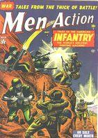 Men in Action Vol 1 2