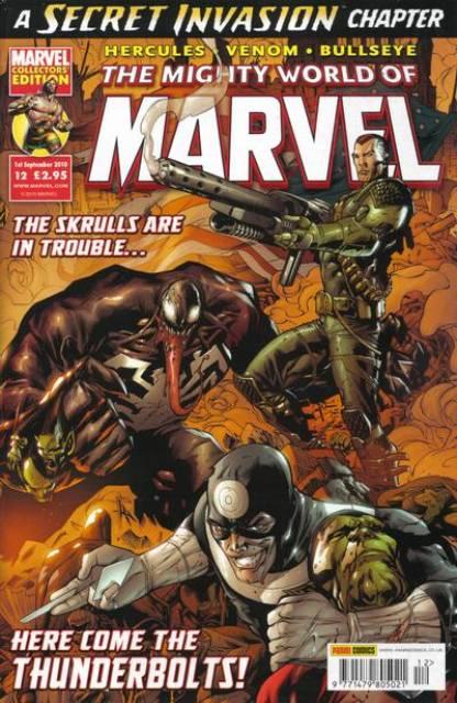 Mighty World of Marvel Vol 4 12