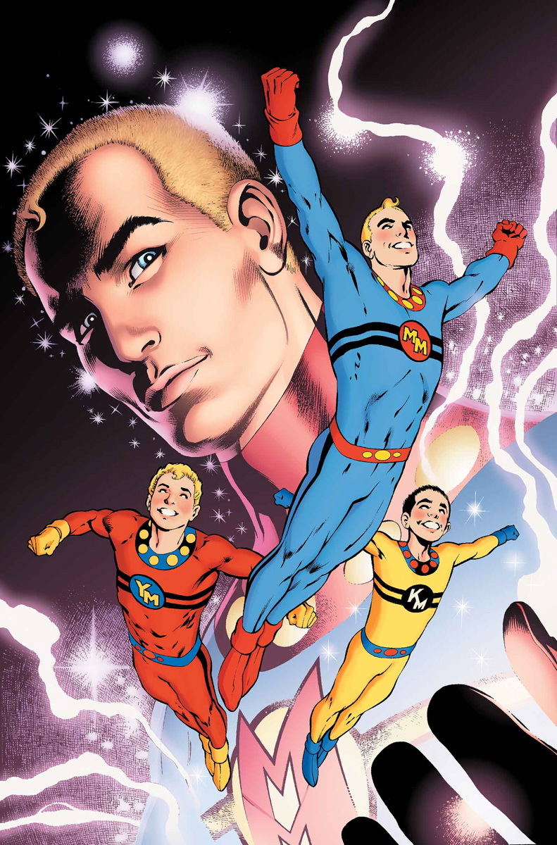 Miracleman Family (Earth-18)/Gallery
