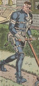 Nick Furious (Earth-9047)