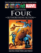 Official Marvel Graphic Novel Collection Vol 1 31