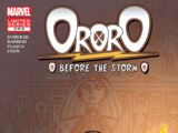Ororo: Before The Storm Vol 1 3