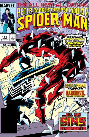 Peter Parker, The Spectacular Spider-Man Vol 1 110.jpg