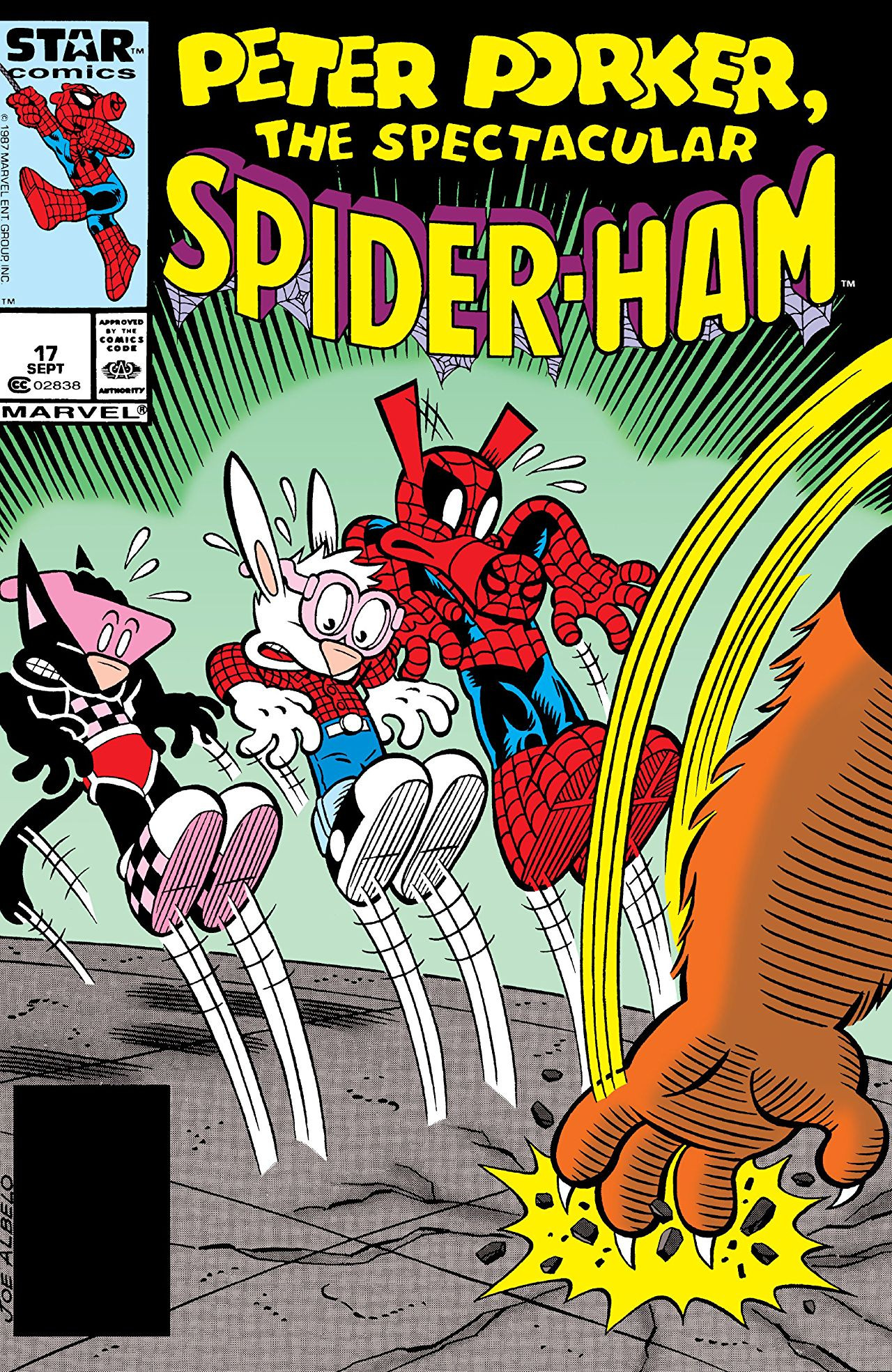 Peter Porker, The Spectacular Spider-Ham Vol 1 17