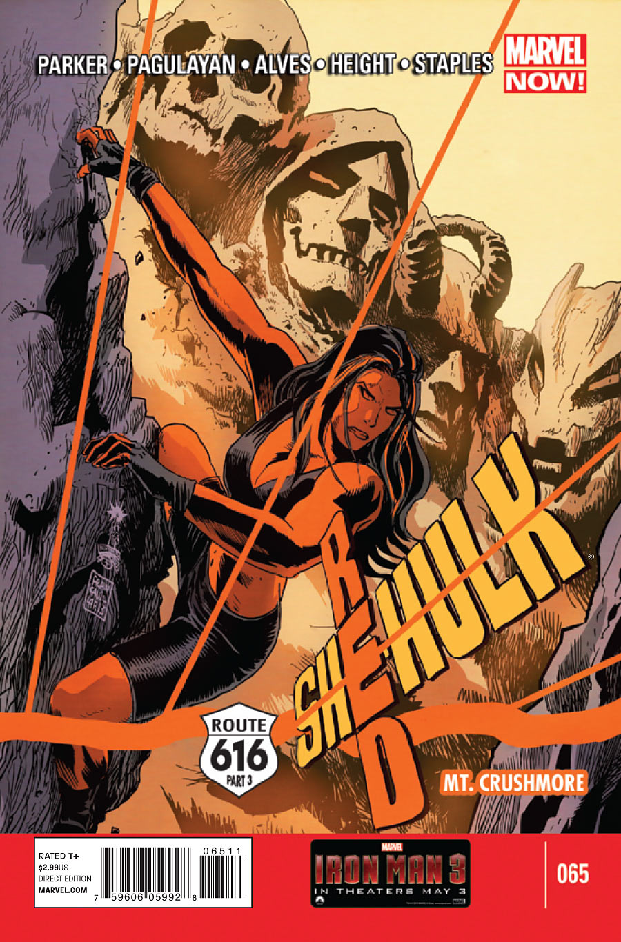 Red She-Hulk Vol 1 65