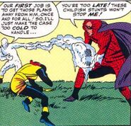 Robert Drake (Earth-616) from X-Men Vol 1 2 0001