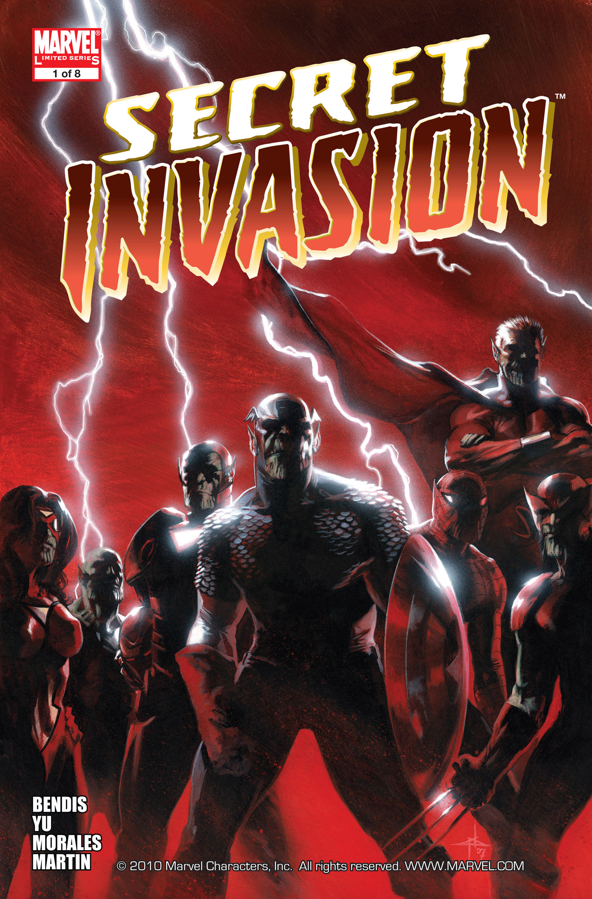 Secret Invasion Vol 1