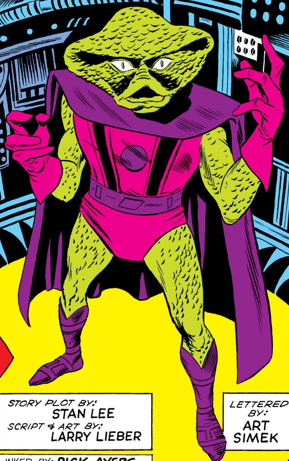 Skrang (Earth-616)