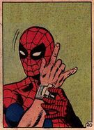 Spider-Man's Web-Shooters from Amazing Spider-Man Annual 001