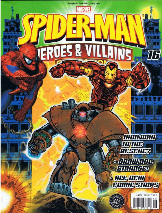 Spider-Man: Heroes & Villains Collection Vol 1 16
