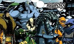 Spider Clan (Earth-7122) Spider-Man Family Featuring Spider-Clan Vol 1 1.jpg