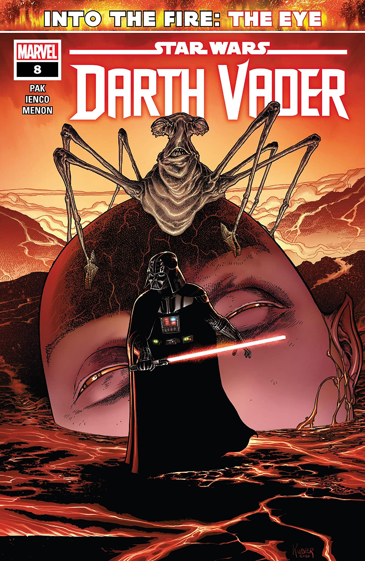 Star Wars: Darth Vader Vol 1 8
