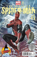 Superior Spider-Man London Super Comic Convention Variant