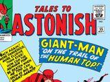 Tales to Astonish Vol 1 55