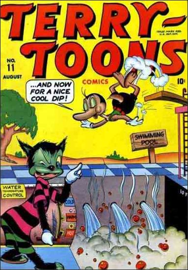 Terry-Toons Comics Vol 1 11
