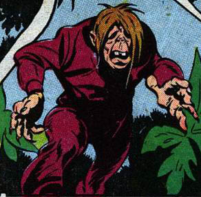 Thing from the Swamp (Hans) (Earth-616)