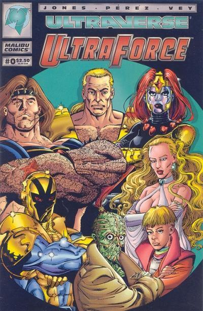 UltraForce Vol 1 0