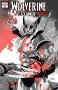 Wolverine Black, White & Blood Vol 1 2